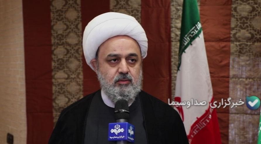 سخنرانی دبیرکل مجمع جهانی تقریب مذاهب در بیروت
