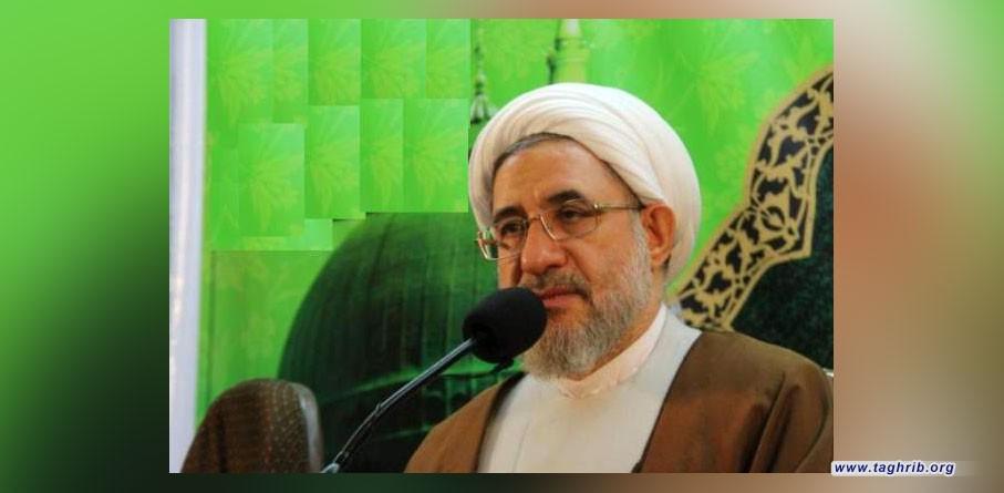 آية الله الاراكي: صداقة السعودية مع الولايات المتحدة والكيان الصهيوني عار