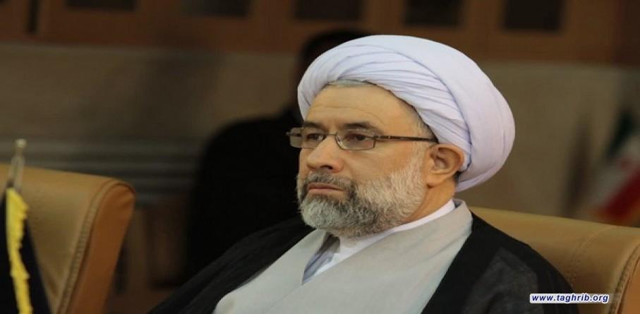 رئیس جامعة المصطفی (ص) العالمیة: آیة الله التسخیري کان متحدثاً بإسم الثورة في المحافل الثقافیة الدولیة