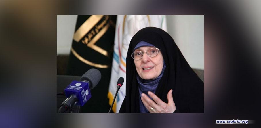 طوبی کرمانی دبیر کل اتحادیه جهانی زنان مسلمان دار فانی را وداع گفت