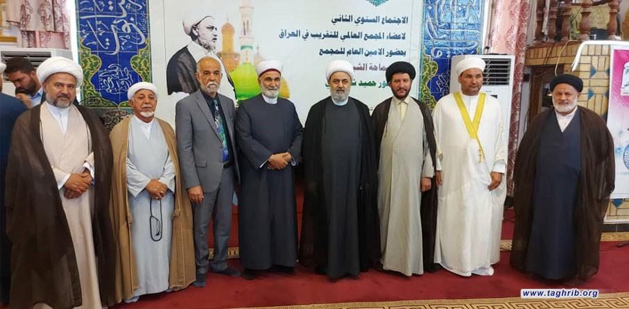 دبیرکل مجمع جهانی تقریب مذاهب اسلامی: اتحادیه اسلامی یک نظریه پردازی نوین در جهان اسلام است
