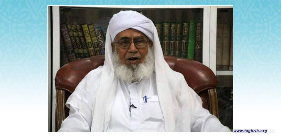 مولوی دامنی: تمام ویژگی های رمضان در جهت ارتقای وحدت امت اسلامی قرار داده شده است