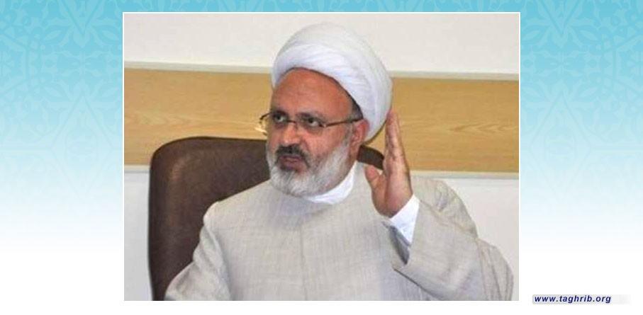 """حجت الاسلام مهدوی مهر: نتیجه روزه داری در تقوا دیده شده است   """"روزه داری"""" یکی از مباحث وحدت آفرین"""