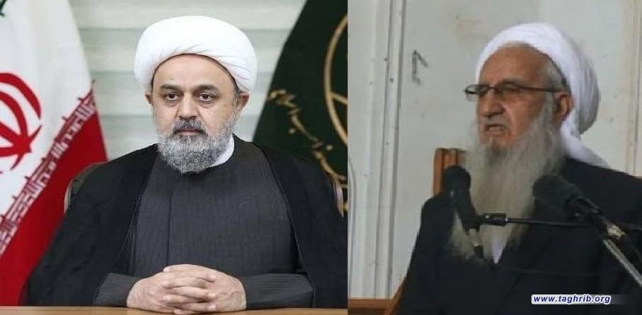 دبیرکل مجمع جهانی تقریب مذاهب اسلامی در گفتگو با مولوی خداداد صالح: گفتگو با حضور همه اقوام راه حل افغانستان است