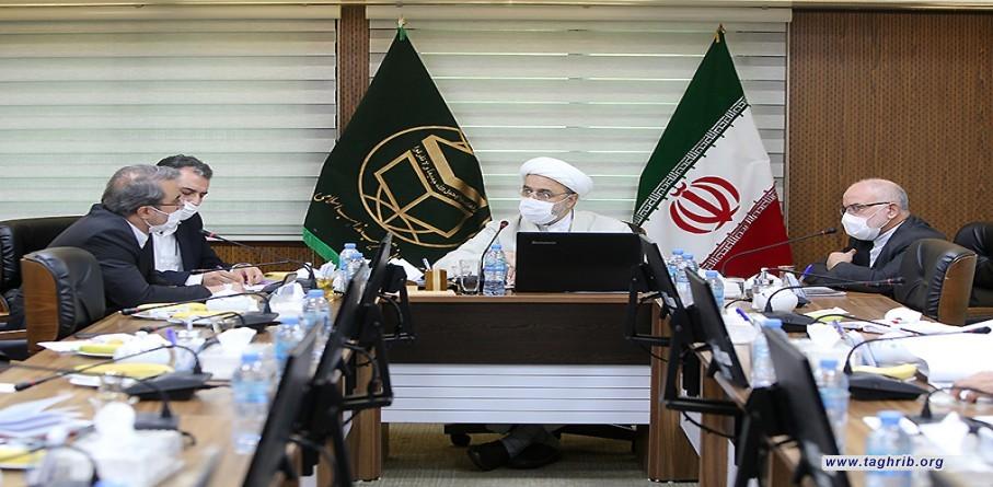 اجتماع شورى معاوني المجمع العالمي للتقريب بين المذاهب الاسلامية