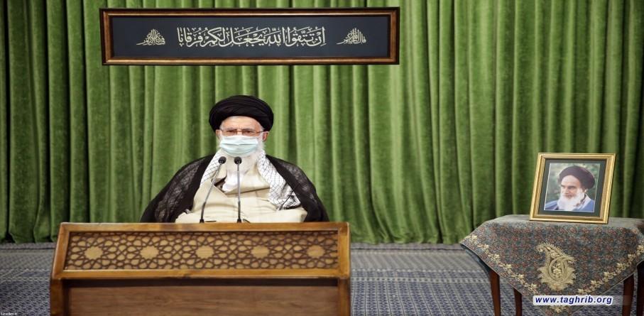 اتّصال الإمام الخامنئي المتلفز مع نواب الدورة الحادية عشرة لمجلس الشورى الإسلامي