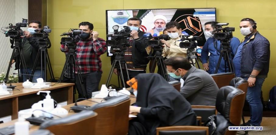 على هامش المؤتمر الدولي الرابع والثلاثون للوحدة الاسلامية